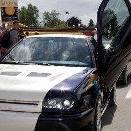 Getuntes Auto am Wörtherseetreffen