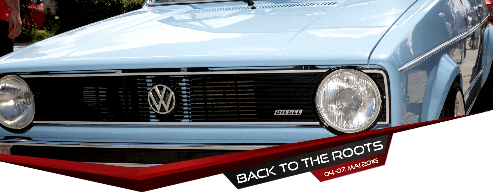 Alter VW Golf